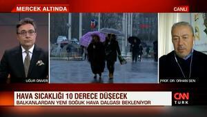 Balkanlardan yeni soğuk hava dalgası bekleniyor