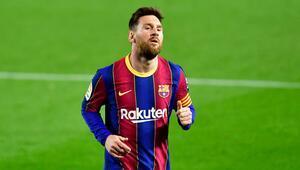 El Clasicoda tüm gözler Lionel Messinin üzerinde olacak