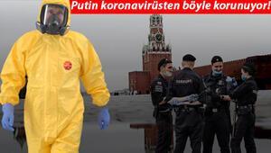 Kremlin tarzı karantina: Putini koronavirüsten korumak için hangi tedbirler alındı