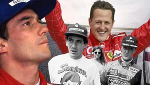 Kaza dönüm noktası oldu... Michael Schumacher mi, Ayrton Senna mı
