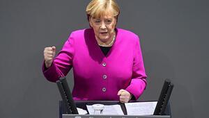 Merkel 'Tam kapanma' dedi