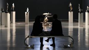 Dijital heykeller geleneksel sanatla buluştu