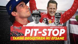 O kaza dönüm noktası oldu... Schumacher mi, Senna mı | Lewis Hamilton sonrası George Russell