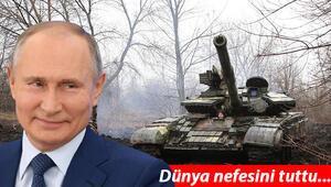 Kremlin: Rus ordusu Putin uygun gördüğü sürece Ukrayna sınırında kalacak