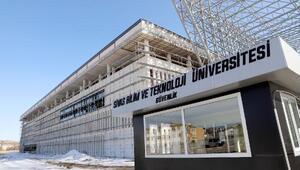 Sivas Bilim ve Teknoloji Üniversitesi eylülde yeni binasına taşınacak