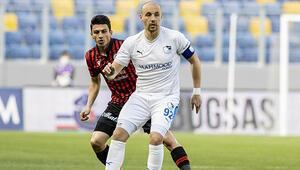 Gençlerbirliği 1 - 1 BB Erzurumspor (Maç özeti)