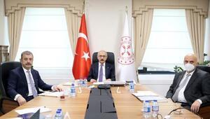 TCMB Başkanı Kavcıoğlu, G20 Ülkeleri Maliye Bakanları ve Merkez Bankası Başkanları Toplantısına katıldı