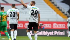 Beşiktaşlı Cenk Tosundan gol itirafı: Hissetmiştim
