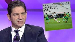 Güntekin Onaydan Jose Marafona yorumu O gol çok tartışılmıştı...