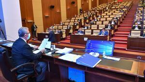 Meclis faaliyet raporunu görüşecek