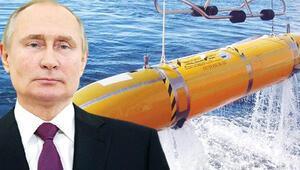 Putin, kıyamet silahını Kutup'ta deniyor