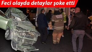 İzmirdeki dehşet verici kazaya navigasyon yol açtı