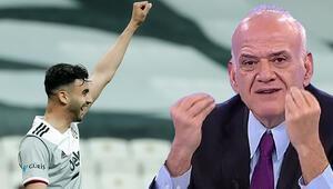 Jose Marafona, Beşiktaş-Alanyaspor maçında Ghezzalden yediği gol sonrası TT oldu