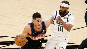 NBAde Gecenin Sonuçları: Batı Konferansının zirvesindeki maçta kazanan Phoenix Suns