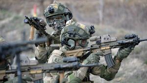 MSB açıkladı 2 terörist etkisiz hale getirildi