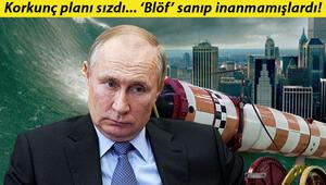Putinin kıyamet silahı göründü