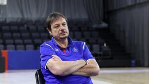 Ergin Ataman: Fenerbahçe Beko dışında hiçbir takımla oynamaktan çekinmeyiz...