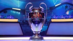 Şampiyonlar Ligi kupası İstanbula geliyor