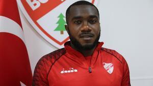 Bolusporun golcüsü Kasongo: Mustafa Muhammed benim kardeşim gibi...