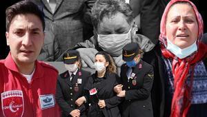 Şehit Pilot Yüzbaşı Burak Gençcelepa acı veda