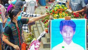 Myanmarda güvenlik güçlerinin silahlı şiddeti sonucu ölen sivillerin sayısı 598e çıktı