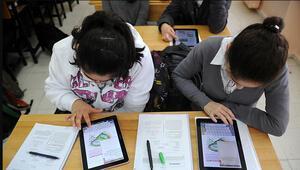 MEB 34 bin 445 öğrenciye tablet ulaştırıyor