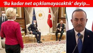 Bakan Çavuşoğlundan AB ziyaretindeki protokol tartışmalarına ilişkin açıklama