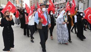 Şırnaklı ailelerin HDP önündeki eyleminde 30uncu haftaya girildi