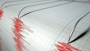 Son dakika depremler: Ege Denizinde korkutan deprem