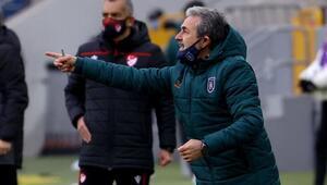 Aykut Kocamandan Gaziantep maçı sonrası hakeme sert tepki: Saçma sapan bir karar verdi