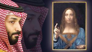 Suudi Prense büyük Da Vinci şoku 450 milyon dolara almıştı..