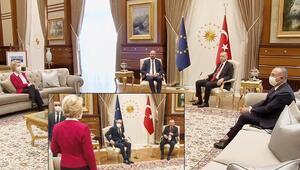 Çavuşoğlu, koltuk krizinde noktayı koydu: Protokolde AB'nin talepleri karşılandı