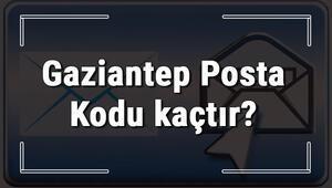 Gaziantep Posta Kodu kaçtır Gaziantep ili ve ilçelerinin Posta Kodları