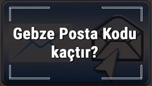 Gebze Posta Kodu kaçtır Kocaelinin ilçesi Gebzenin ve mahallelerinin Posta Kodları