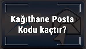Kağıthane Posta Kodu kaçtır İstanbulun ilçesi Kağıthanenin ve mahallelerinin Posta Kodları