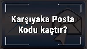 Karşıyaka Posta Kodu kaçtır İzmirin ilçesi Karşıyakanın ve mahallelerinin Posta Kodları