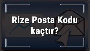 Rize Posta Kodu kaçtır Rize ili ve ilçelerinin Posta Kodları