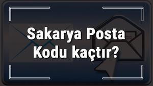 Sakarya Posta Kodu kaçtır Sakarya ili ve ilçelerinin Posta Kodları