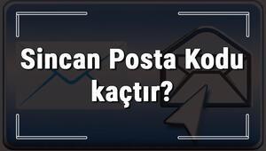 Sincan Posta Kodu kaçtır Ankaranın ilçesi Sincanın ve mahallelerinin Posta Kodları