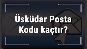 Üsküdar Posta Kodu kaçtır İstanbulun ilçesi Üsküdarın ve mahallelerinin Posta Kodları