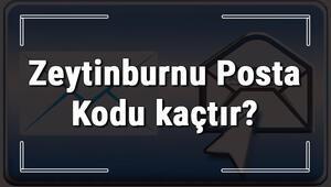 Zeytinburnu Posta Kodu kaçtır İstanbulun ilçesi Zeytinburnunun ve mahallelerinin Posta Kodları