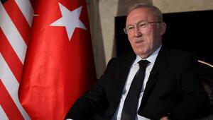 Washington Büyükelçisi Mercan New Yorkta Türk toplumu temsilcileri ile buluştu