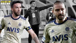 Fenerbahçede büyük hayal kırıklığı Caner ve Gökhan...