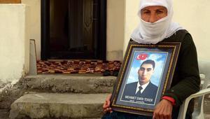 PKKnın dağa kaçırdığı oğlunu 8 yıldır bekliyor