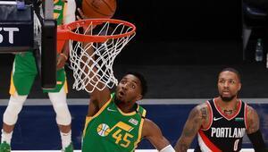 NBAde Gecenin Sonuçları: Utah Jazzdan iç sahada üst üste 23. galibiyet