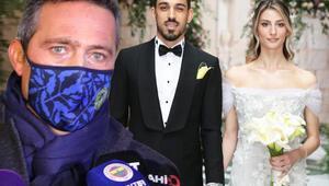 Son Dakika: Nihat Kahveciden Malatya - Fenerbahçe maçı sonrası Ali Koç iddiası ve İrfan Can Kahvecinin düğünüyle ilgili olay sözler