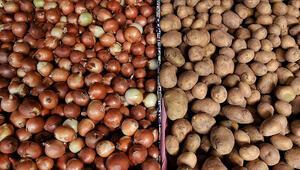 İhtiyaç sahiplerine patates ve soğan dağıtılacak