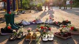 Myanmarda güvenlik güçlerinin silahlı müdahalesi sonucu ölen sivillerin sayısı 614e çıktı