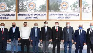 Ticaret Bakanlığından Antalya çıkarması