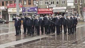 Kırıkkalede, Türk Polis Teşkilatının 176ncı yıl dönümü kutlandı